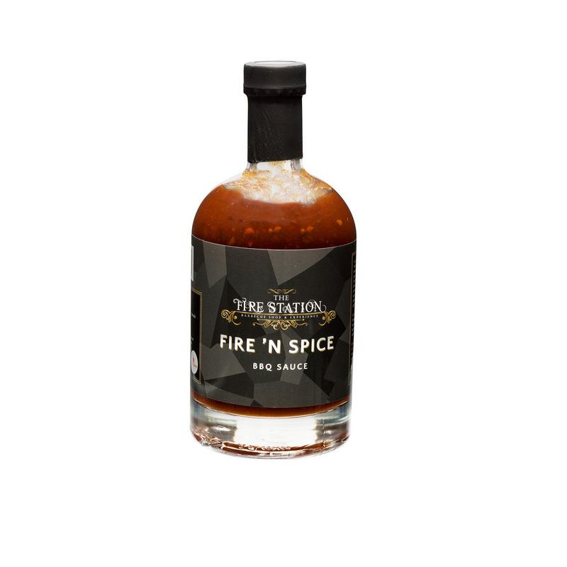 Fire & Spice BBQ Sauce 500 Ml
